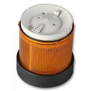 schneider schneider elemento luminoso a segnalazione fissa arancio xvbc35