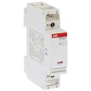 abb abb esb 20-20 230v contattore modulare el 883 5