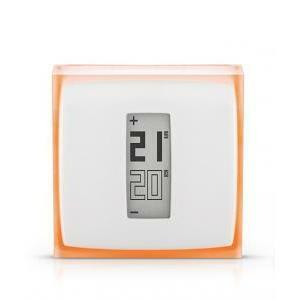 netatmo termostato per smartphone e tablet netatmo ink010