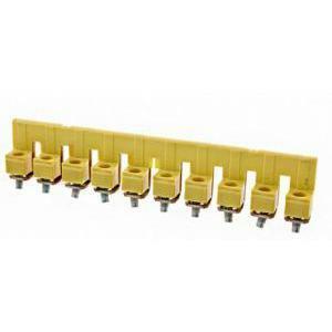 weidmuller weidmuller wqv 10/10 ponticello serie w collegamento trasversale per morsetti 1052460000