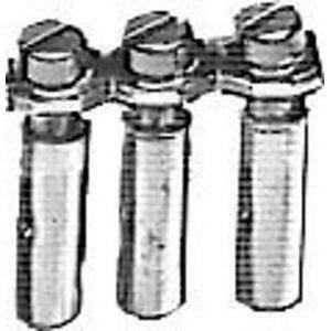 siemens siemens sbarra parallelo per 10 morsetti  4mmq 8wa1853