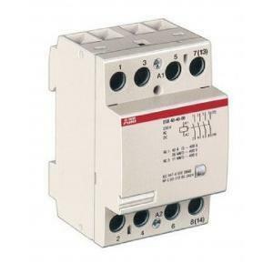 abb abb esb 40-40 230v contattore modulare 3 moduli el 893 4
