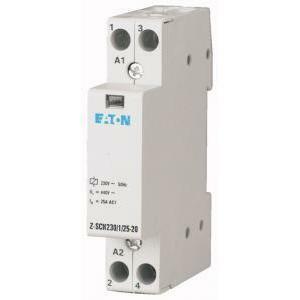 eaton eaton z-sch230/1/25-20 contattore modulare 230v 25a 1 modulo