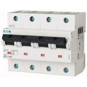 eaton eaton az-c100-4 interruttore automatico modulare magnetotermico 20ka 4p c 100a 211807