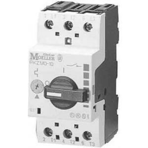 eaton eaton pkzm0-2,5-c interruttore di protezione motore 3 poli ir = 1,6-2,5 a, connessione a molla 2,5a