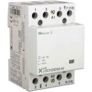 eaton eaton z-sch230/40-40 contattore modulare 230v 40a 4 na 248852