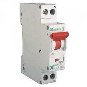 eaton eaton pln4-c6/1n interruttore magnetotermico automatico modulare 4,5ka 1n 1mod. 6a c 263189