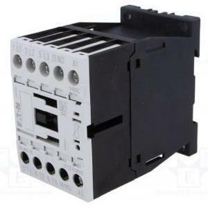 eaton eaton dilm12-10(24v50/60hz) contattore di  potenza dilm 5,5kw 1 na