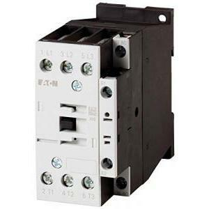 eaton eaton dilm32-10(24v50/60hz) contattore di potenza 15kw  1na