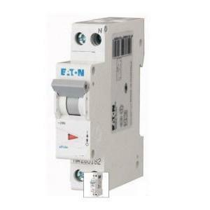 eaton eaton faz-pn-c16/1n interruttore magnetotermico automatico modulare  6ka 1n 1modulo 279159
