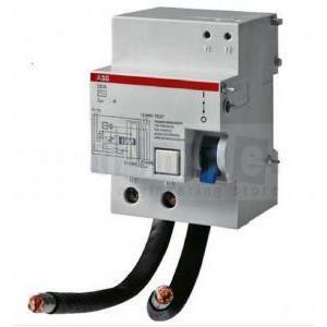 abb abb dda72 80-100a 30ma blocco differenziale accoppiabile agli interruttori magnetotermici kv 906 9