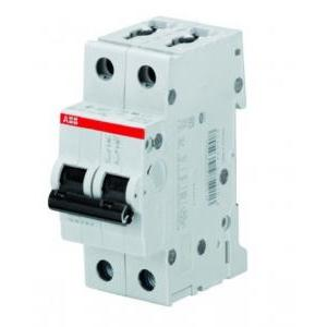 abb abb s202l c25 interruttore automatico modulare 4,5ka  protezione e controllo dei circuiti s598507