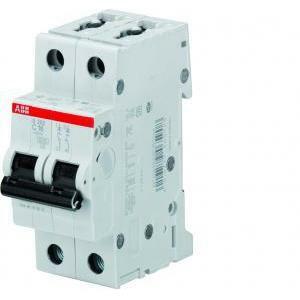 abb abb s202l c40 interruttore automatico modulare 4,5 ka s598521