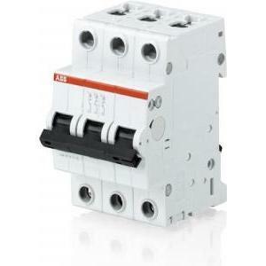 abb abb s203m d25 interruttore automatico modulare 10ka 3 poli s601078