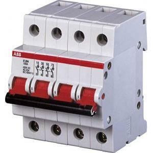 abb abb e204/63g interruttore sezionatore interruttore automatico 10ka 3 poli m646253