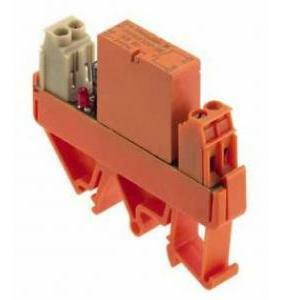 weidmuller weidmuller accoppiatore rele' rs 30 48vdc ld lp 1a 1101811001