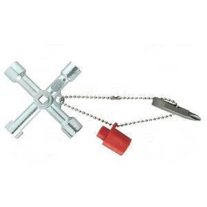weidmuller weidmuller cross-key universal chiave quadri grande