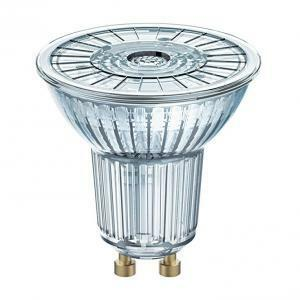 ledvance ledvance lampade led retrofit dimmerabili con riflettore ppar16d 8036 7.2w/830  220-240v  gu10 fs1 basso consumo pap168083036g6