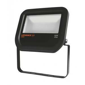 ledvance ledvance proiettore led floodlight led 50w/4000k black ip65 illuminazione parete pavimento flood50840b