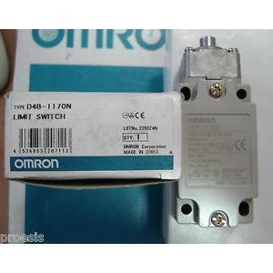 omron omron sicurezza finecorsa na+nc,rapido,pulsanti d4b1170n-1525120