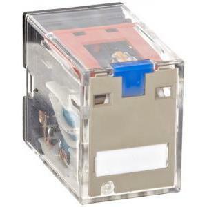 omron omron rele' applicazioni di potenza e di controllo sequenze 2spdt,10a/250vca,terminn,ledpus pro my2in24acs-11409