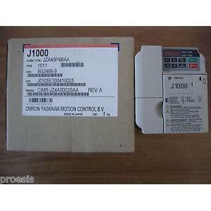 omron omron inverter compatto convertitore di frequenza j1000 0,55 kw 1,8 a 380 v