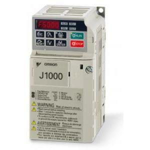 omron omron inverter- j1000 0,55 kw 3 a 220 v m jzab0p4baa-24664