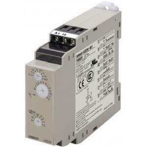 omron omron rele' temporizzato analogico timer-analogici h3dkm1acdc24 230 h3dkm1acdc24240