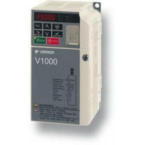 omron omron inverter vettoriale ad anello aperto v1000 0,4 kw 1,8 a 380 v