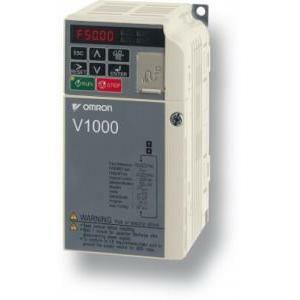 omron omron inverter- v1000 4 kw 9,2 a 380 v  vza44p0baa-23425