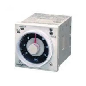 omron omron timer- rele' temporizzato multifunzione din 48x48 mm h3craac2448dc1248