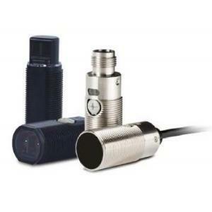 omron omron sensore fotoelettrico a testaggio energetico cilindrico m18 pnp e3fadp26