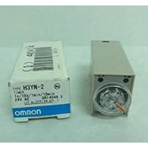 omron omron temporizzatori elettronici timer- analmini,multisca minut,multi h3yn2ac24-184324
