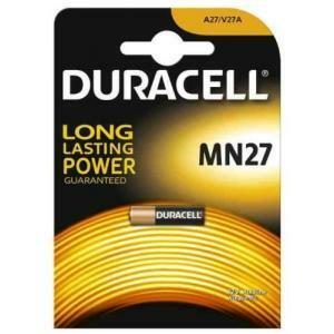 duracell duracell batteria 12v alcalina mn27