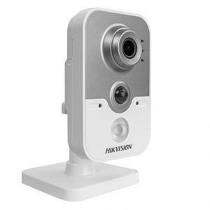 hikvision hikvision telecamera per sistemi di videorseglianza ds-2cd2420f-iw(2.8mm) cube 2mp wifi