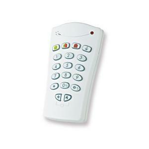 bentel bentel tastiera remota radio bidirezionale bebw-kpd