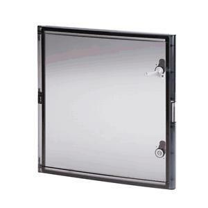scame scame porta per armadi compatibili con finestra fume mis.3 460x520 mm 655.0032