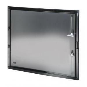 scame scame porta trasparente easybox misura 5 per armadi quadri elettrici compatibili 755x715mm