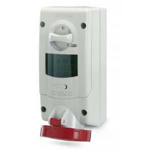 scame scame presa advance 2 con dispositivo di blocco 3p+n+t 32a 6h ip67 c 563.3287
