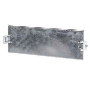 scame scame piastra modello singolo mis.2/3 easybox l 460 modulo pannello asolato completo di din