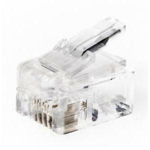 scame scame spine plug 6/4 volante connettore modulare  plug maschio 180.791