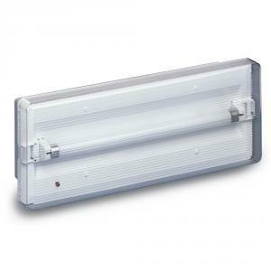 beghelli beghelli lampada d'emergenza fluorescente stile in 8106/11-se6p beg1599
