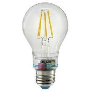 beghelli beghelli lampadina a led sorpresa zafiro anti black-out 56305 lampadina anti black out