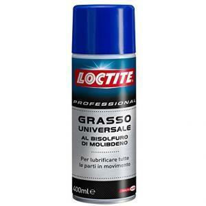 loctite loctite lubrificante pro grasso universale al bisolfuro di mobibdeno 400ml 1701546