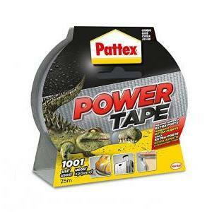 pattex pattex nastro universale multifunzione power tape grigio 25m 1669710