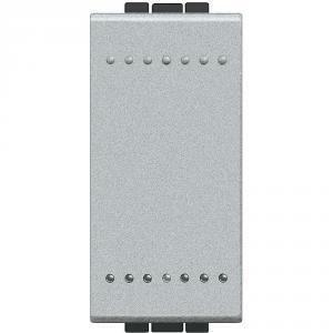 bticino pulsante 1p no 10a 1m tech livinglight nt4005n