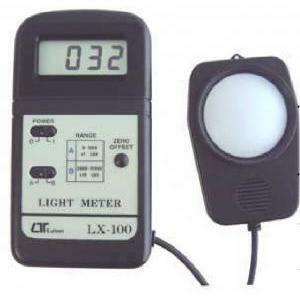 marcucci spa lutron lx-100 misuratore di intensità luminosa, valori in lux -33097685