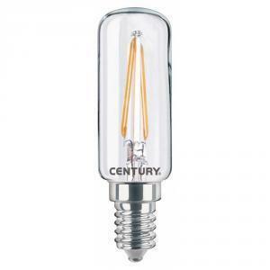 Schema Elettrico Lampada Led 220v : Century lampada filamento led incanto tubolare cappa w e k