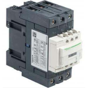 Schema Elettrico Contattore E Salvamotore : Schneider contattore di potenza everlink p a v ca lc d am