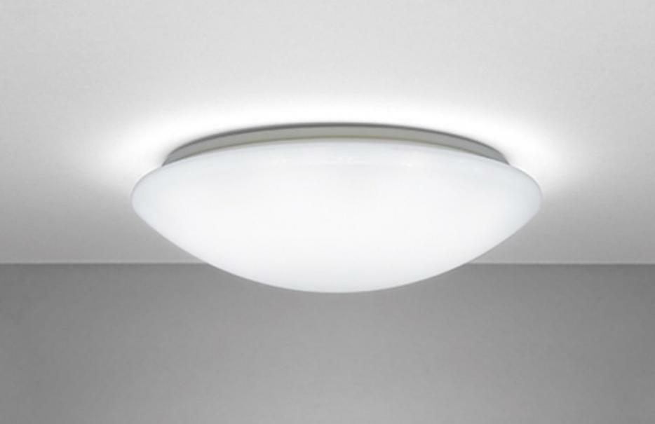 Plafoniera Led A Soffitto : Nobile illuminazione plafoniera led w opale tonda parete o